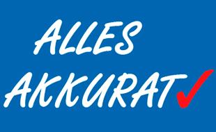 Logo von Alles Akkurat