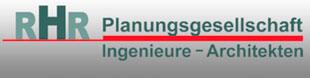 Logo von RHR Planungsgesellschaft mbH Ingenieure - Architekten