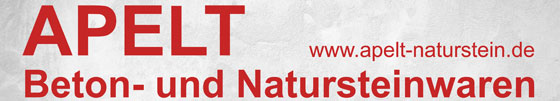 APELT Beton- und Natursteinwaren GmbH