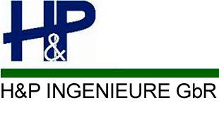 Logo von H & P Ingenieure GbR