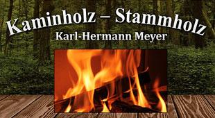 Meyer Kaminholz Stammholz