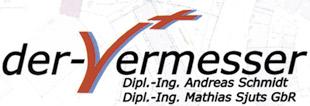Logo von Büro Der Vermesser Schmidt & Sjuts GbR