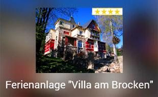 """Bild zu Ferienwohnungen """"Villa am Brocken"""" in Schierke Stadt Wernigerode"""