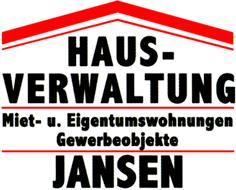 Jansen Hausverwaltung Inh. Ursula Jansen