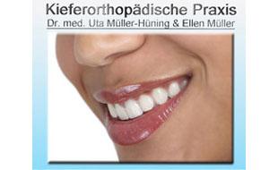 Logo von Kieferorthopädische Praxis Dr. med. Uta Müller-Hüning & Ellen Müller
