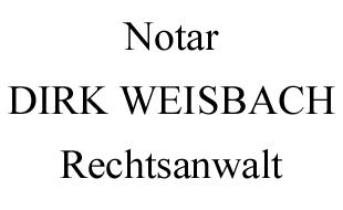 Dirk und Dieter Weisbach Rae und Notar