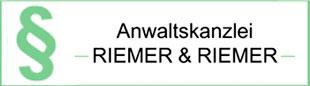 Bild zu Anwaltskanzlei Riemer & Riemer Rechtsanwältinnen in Hannover
