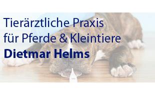 Tierarztpraxis Dietmar Helms, Praxis für Pferde und Kleintiere