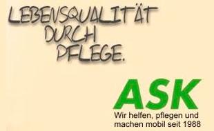 Logo von ASK Ambulanter Service für Krankenpflege GmbH