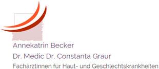 A. Becker / Dr.Dr. C. Graur