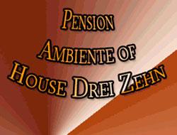 Ambiente of House Drei-Zehn Pension