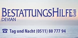 Logo von Bestattungshilfe Devian GmbH