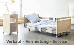 THERAPIE- U. PFLEGEBETTEN - Bernd Hüfner