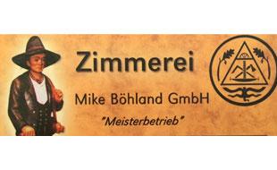 Zimmerei Mike Böhland GmbH
