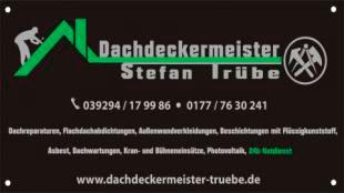 Logo von Dachdeckermeister Stefan Trübe