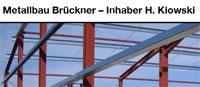 Kundenlogo Metallbau & Bauschlosserei Brückner