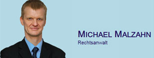 Rechtsanwalt Michael Malzahn
