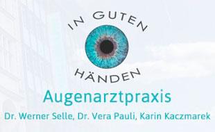 Dr. Werner Selle, Dr. Vera Pauli, Karin Kaczmarek