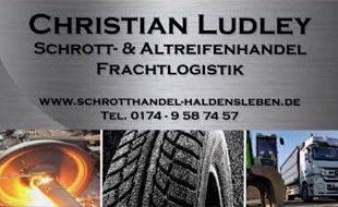 Bild zu Christian Ludley Schrott- & Altreifenhandel Frachtlogistik in Uthmöden Stadt Haldensleben