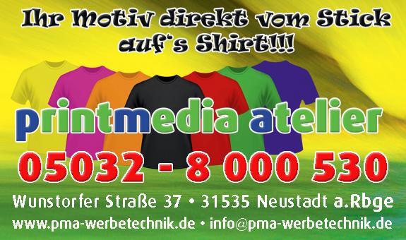 Printmedia Atelier Werbetechnik