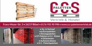 CCS Palettenvertrieb & Handel Inh. Cengiz Yüksel
