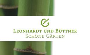 Leonhardt und Büttner- Schöne Gärten