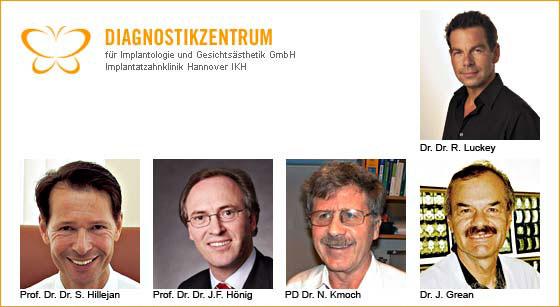 Bild 1 DIG Diagnostikzentrum f. Implantologie u.Gesichtsästhetik GmbH in Hannover