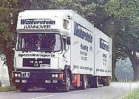 Bild 3 Walterstein Speditions- u. Möbeltransport GmbH in Hannover