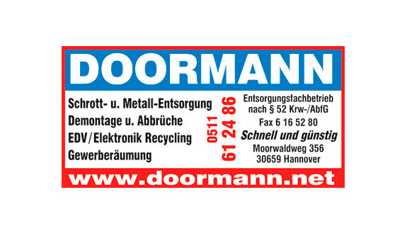 Bild 1 Doormann in Hannover