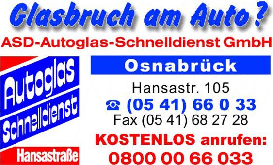Bild 2 ASD Autoglas-Schnelldienst GmbH in Osnabrück
