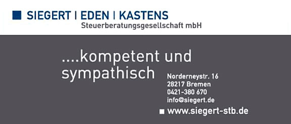 Siegert, Eden, Kastens Steuerberatungsges. mbH