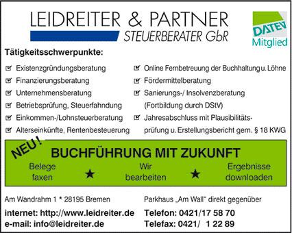 Leidreiter & Partner