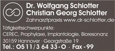 Zahnarztpraxis Dr. Wolfgang Schlotter und Christian G. Schlotter