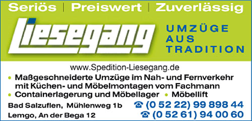 Liesegang Speditions GmbH
