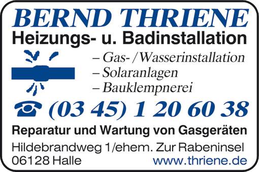Thriene