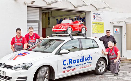 Bild 5 Raudisch & Partner GmbH, C. in Herford