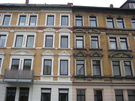 Bild 1 Fassadenfachbetrieb in Hannover