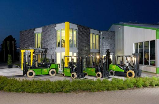 Bild 3 Roggenland Arbeitsbühnen u. Staplervermietung GmbH in Everswinkel