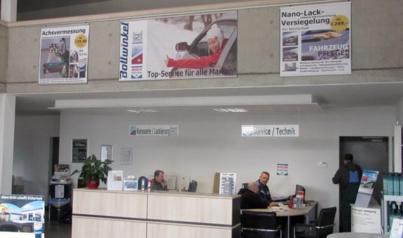 Bild 3 Bollwinkel GmbH, Fahrzeug-Reparatur-Zentrum in Bremen