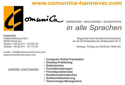 Bild 1 ComuniCa in Hannover