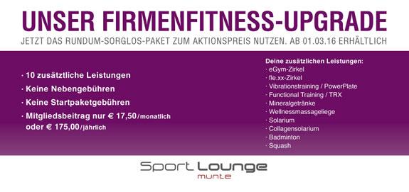 Bild 3 Sport Lounge Munte GmbH in Bremen