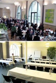 Bild 2 Der Gartensaal in Hannover