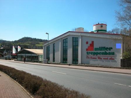 Bild 1 müller TREPPENBAU GmbH & Co. KG in Polle