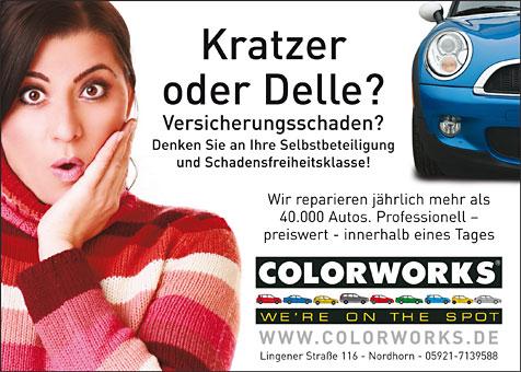 Bild 2 Colorworks Smart Repairzentrum in Nordhorn
