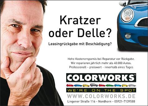 Bild 3 Colorworks Smart Repairzentrum in Nordhorn