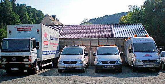 Bild 1 Neukirchner TV / Rohr- u. Kanalreinigung in Goslar
