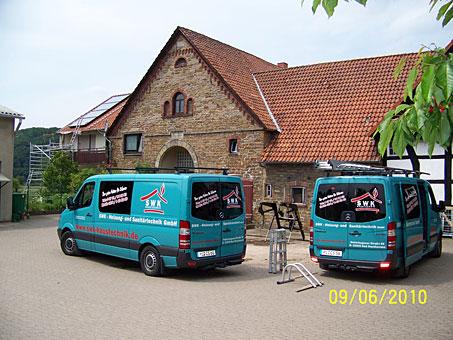 Bild 2 SWK - Heizung und Sanitärtechnik GmbH in Bad Oeynhausen