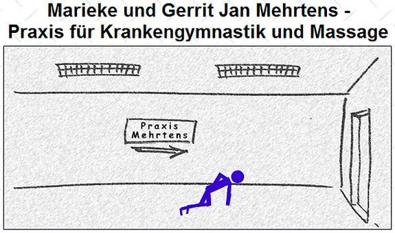 Gerrit Jan + Marieke Mehrtens Krankengymnastik u. Massage