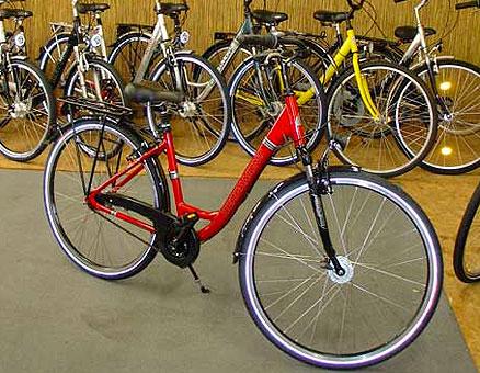 Bild 1 Fahrradmarkt Schildesche in Bielefeld