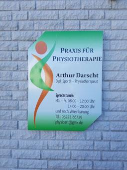 Physiotherapie Praxis A. Darscht